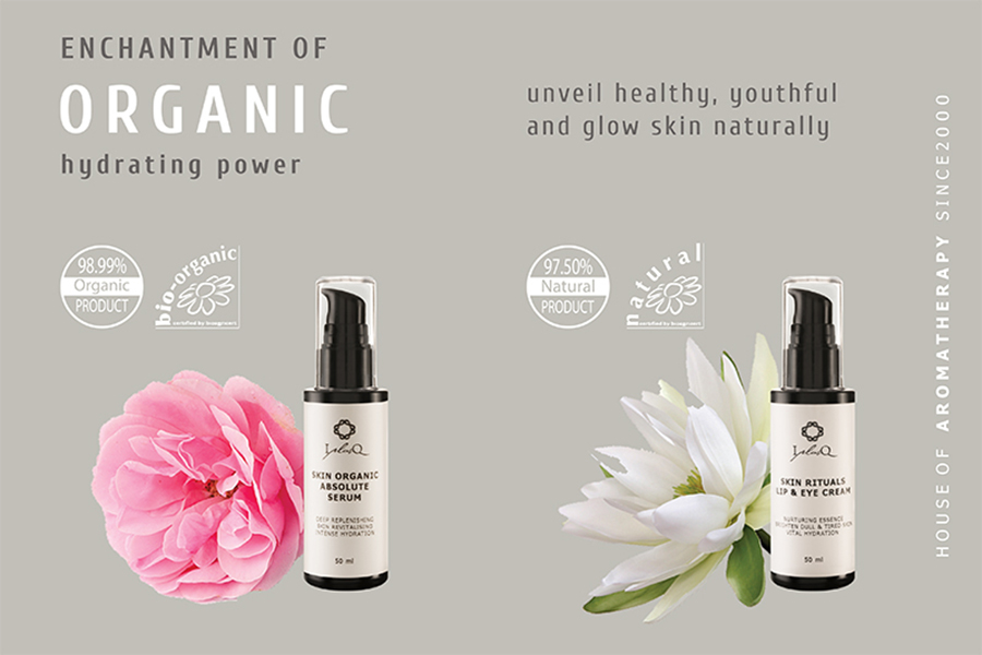 ENCHANCEMENT OF ORGANIC HYDRATING POWER