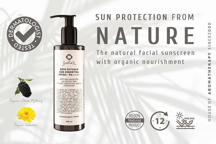 SUN PROTECTION FROM NATURE