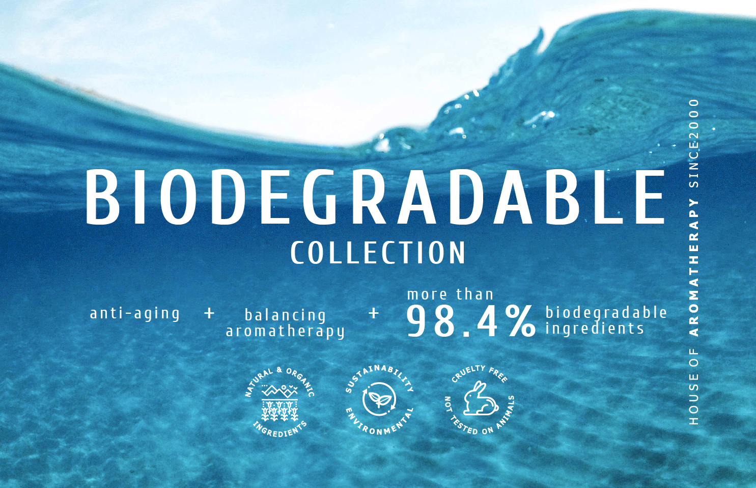 BIODEGRADABLE COLLECTION