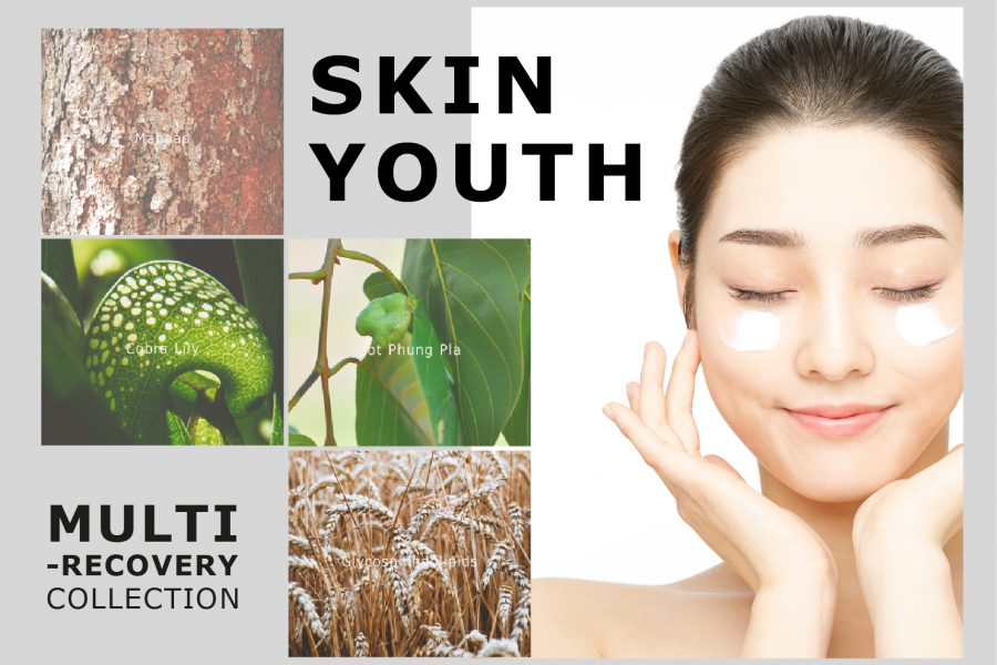 SKIN YOUTH MULTI-RECOVERY Collection